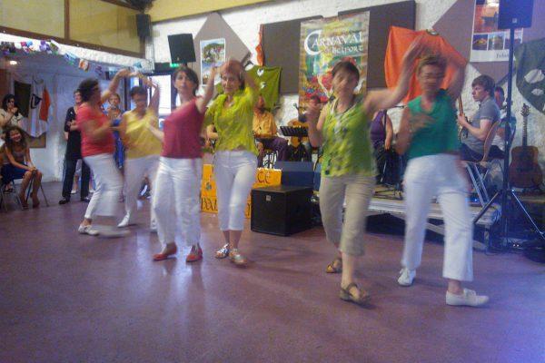 Irish music and Dancing in Essert